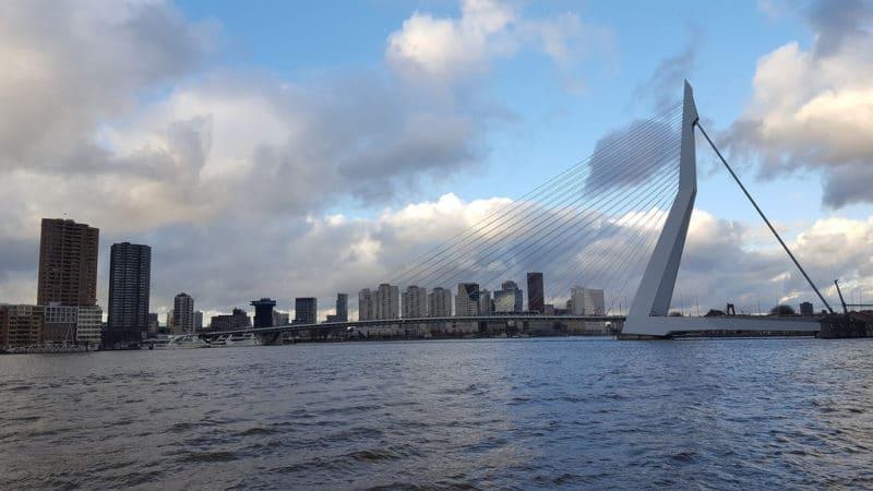 Pont Érasme, Rotterdam