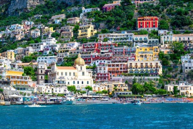 Dans quel quartier loger à Positano ?