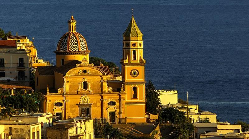 Praiano, loger à Positano