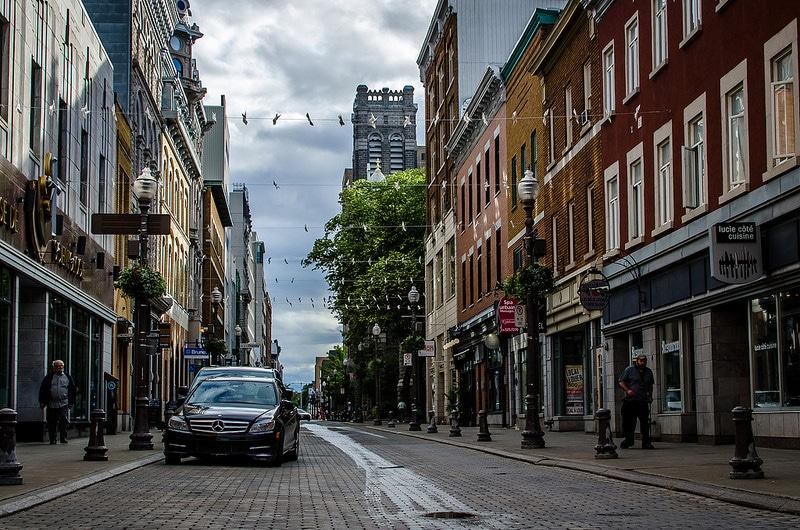 Quartier Saint-Roch, Québec City