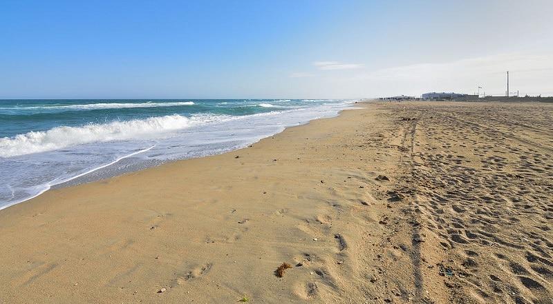 Visiter les plages de Sète