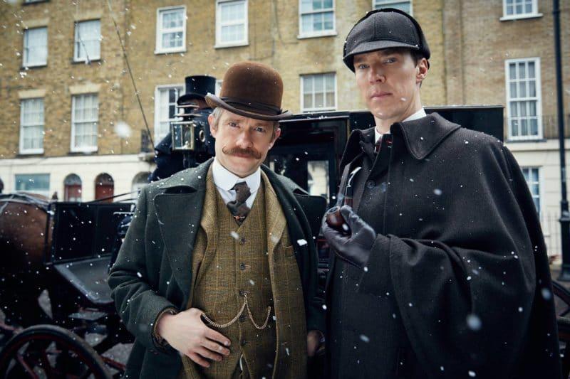 Série Sherlock