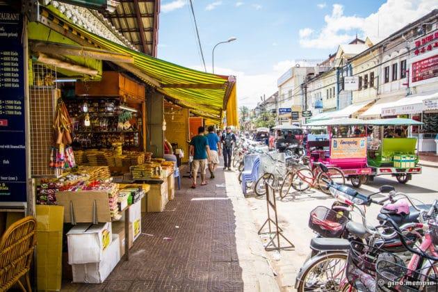 Dans quel quartier loger à Siem Reap ?