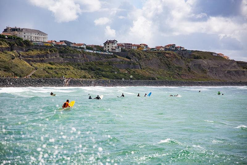 Surf, Biarritz