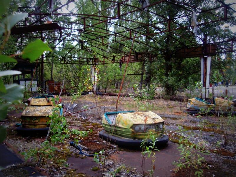 Tchernobyl, Kiev