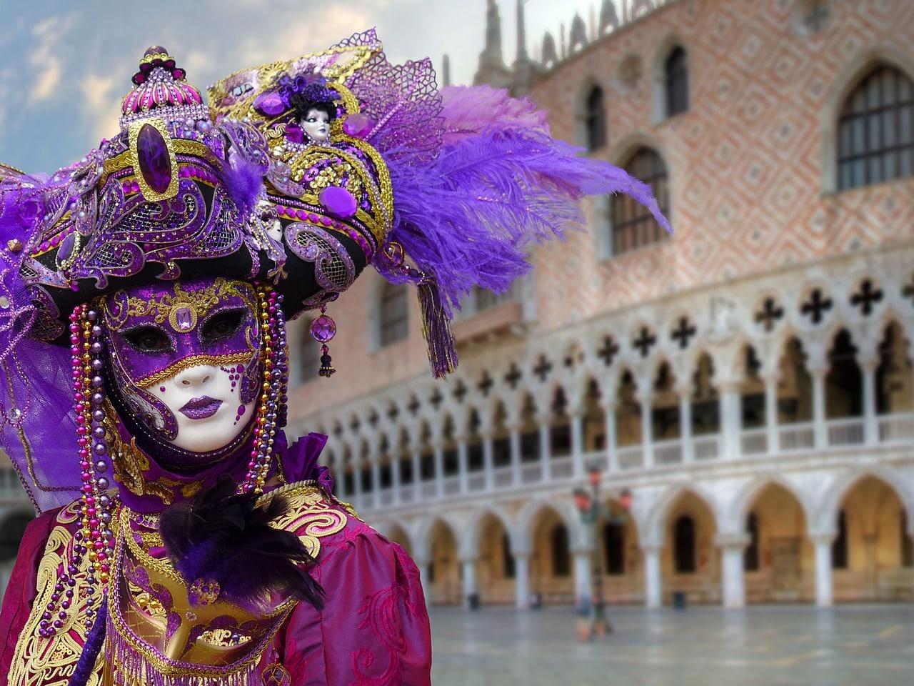 Carnaval de Venise : 6 jours à partir de 295€ par personne (vols A/R + hébergement inclus)