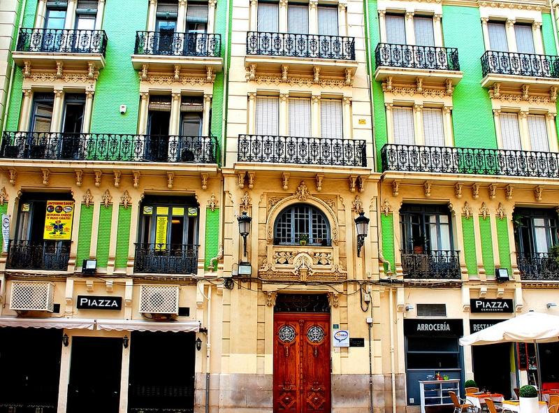 Vieille ville d'Alicante