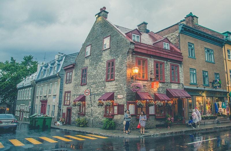 Quartier Vieux-Québec, Québec City
