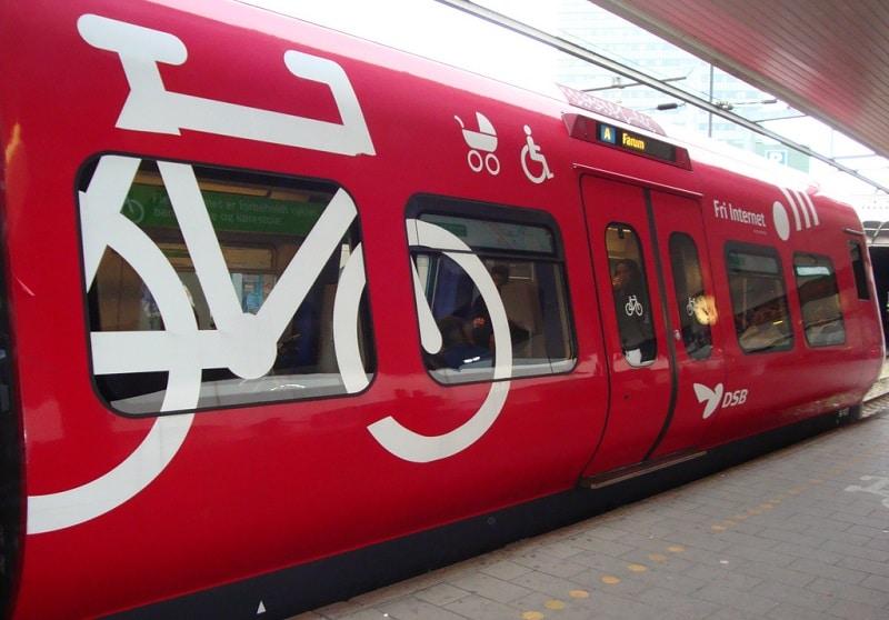 Voyager avec son vélo en train