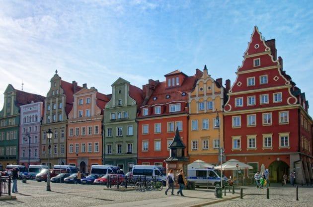 Nouvel An à Wroclaw : 3 jours à 160€ par personne (Vols A/R + Hébergement inclus)