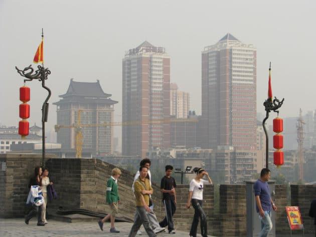 Dans quel quartier loger à Xi'An ?