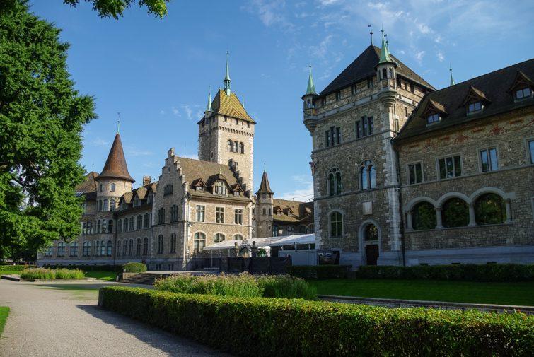 Musée national suisse (Landesmuseum) à Zurich