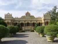 Visite du haut-Mékong et du temple de Vinh Trang