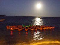 Bioluminescent Lagoon ou Full Moon Kayak Eco Adventure