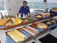 Sailing & Snorkeling - Catamaran à Icacos Island Zone