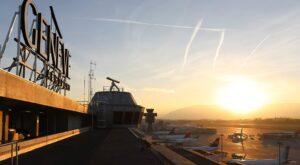 Aéroport de Genève, parking