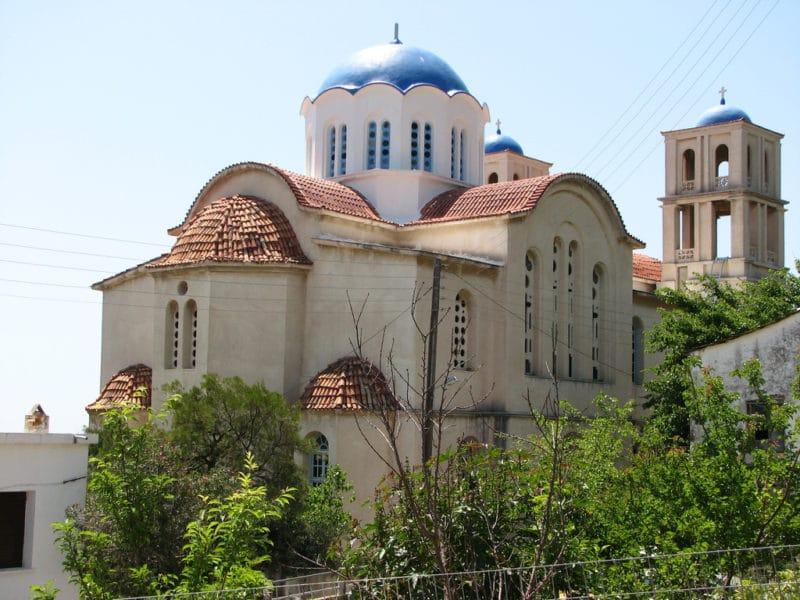 Eglise Agios Kirykos, Ikaria