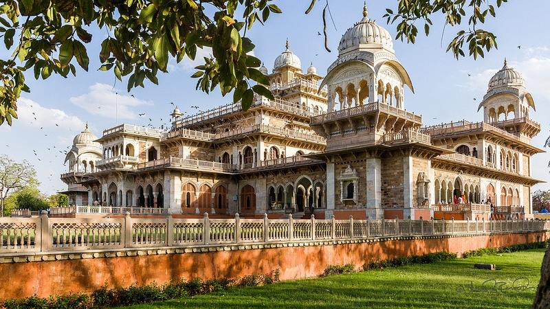 Ram Niwas, Albert Hall Museum, Jaipur