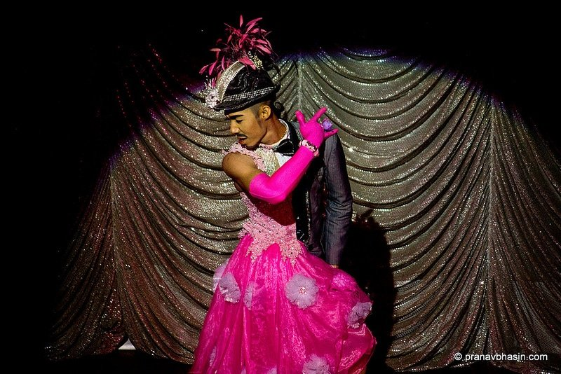 Cabaret Alcazar, Pattaya
