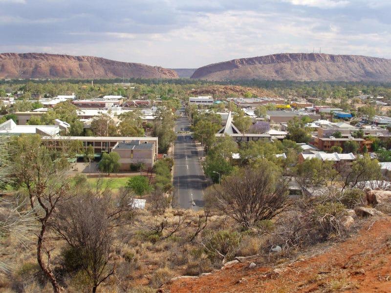 Centre, Alice-Springs