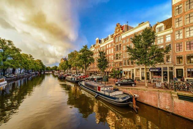 Citytrip à Amsterdam : 4 jours à partir de 231€ par personne (vols A/R et hébergement inclus)
