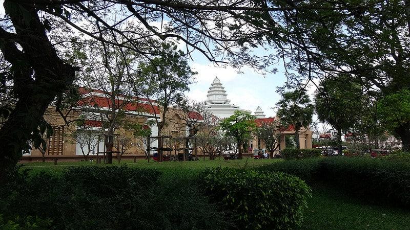 Musée national d'Angkor, Siem Reap