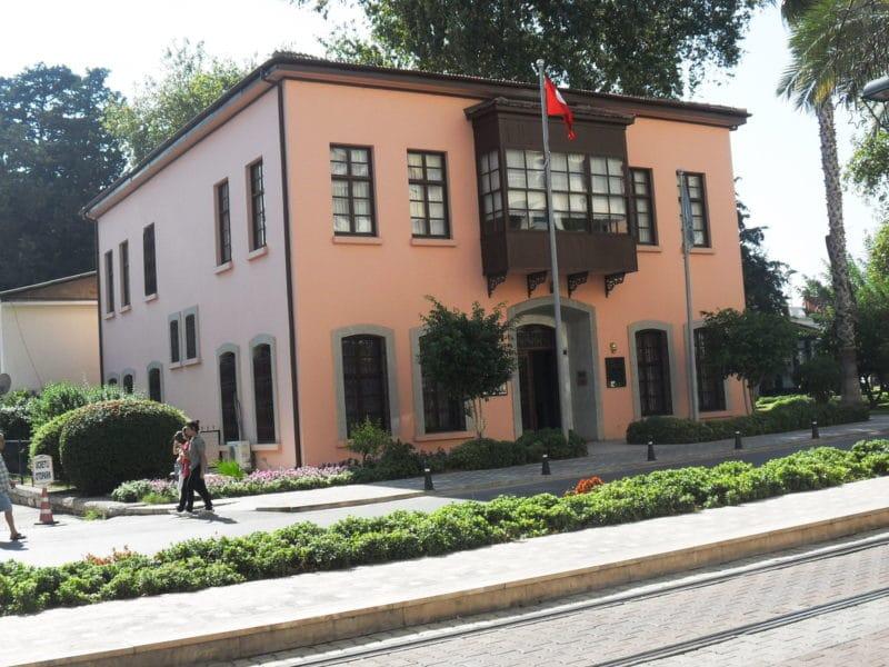 Musée Maison Atatürk, Antalya