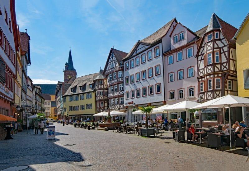 Vieille-ville, Baden-Baden