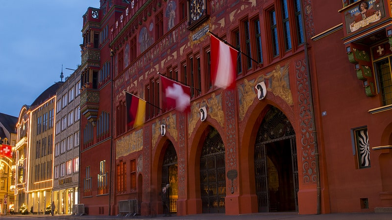 Centre-ville historique, Bâle