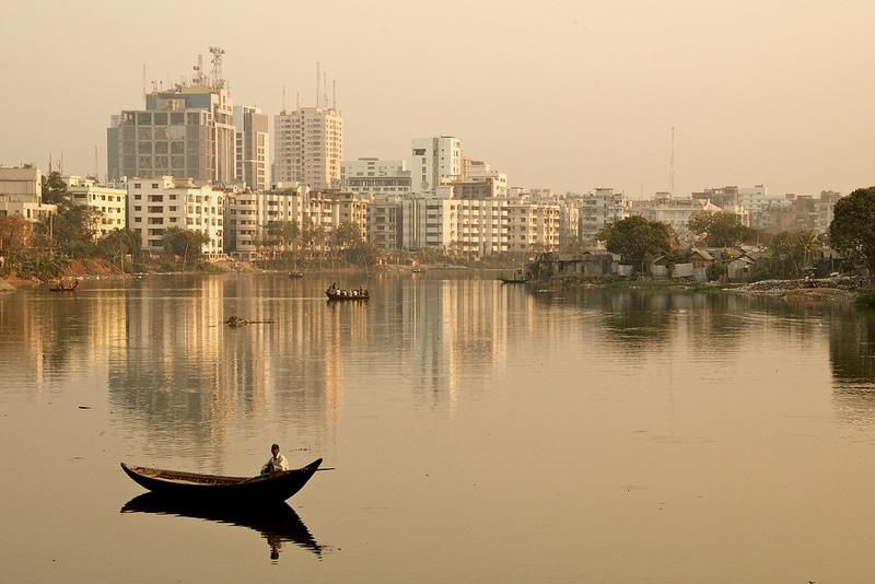 Quartier Banani, Dacca