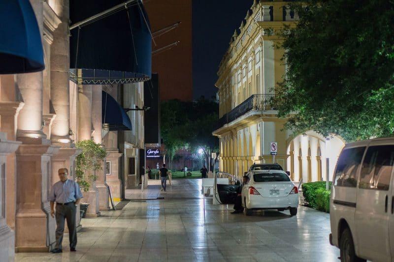 Quartier Barrio Antiguo, Monterrey