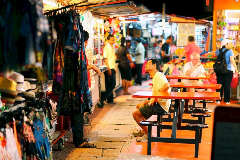 Night Market, Batu Ferringhi, Penang