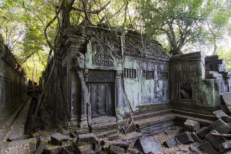 Temple Beng Melea, Siem Reap