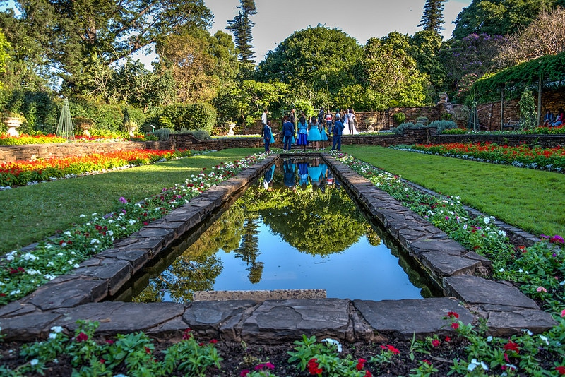 Jardins Botaniques, Berea, Durban