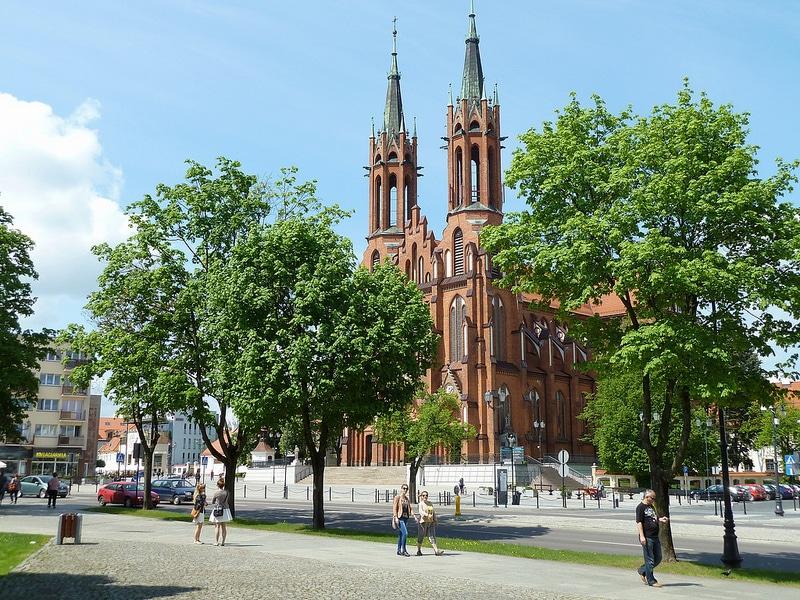 Cathédrale, Centre historique, Bialystok