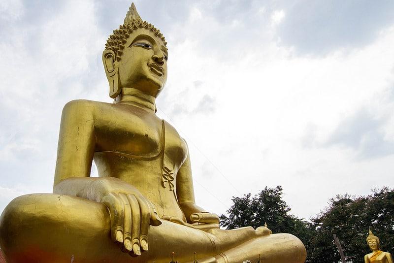 Le Grand Bouddha, Pattaya