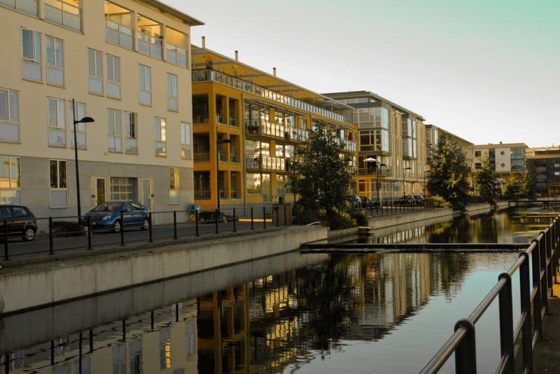 Västra Hamnen, Bo01, Malmö