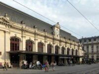 Bordeaux Gare St Jean, parking