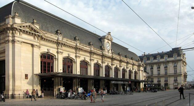 Trouver un parking pas cher à la Gare de Bordeaux-Saint-Jean
