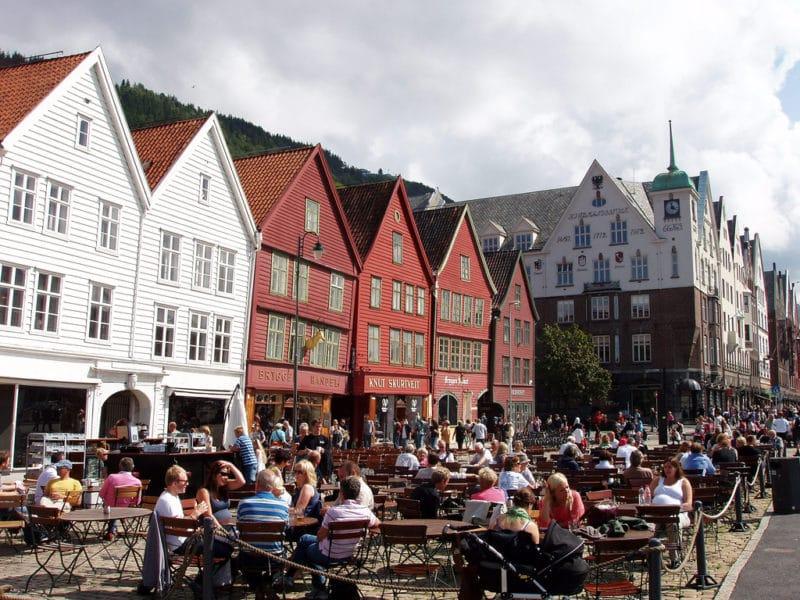 Quartier Bryggen, Bergen