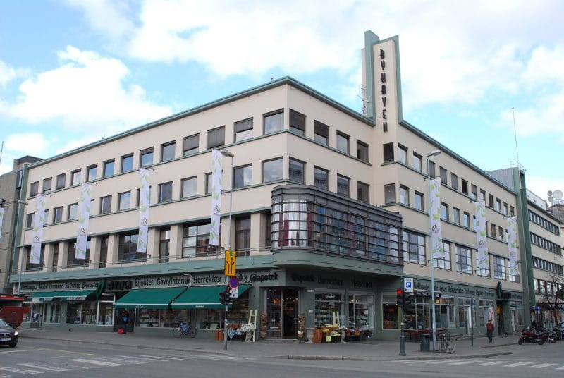 Centre commercial Byhaven, Trondheim