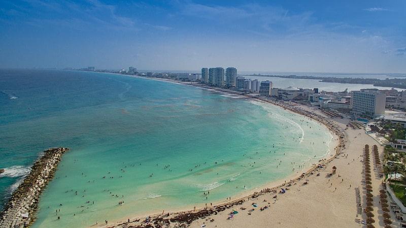 Malecon Tajamar, Cancún