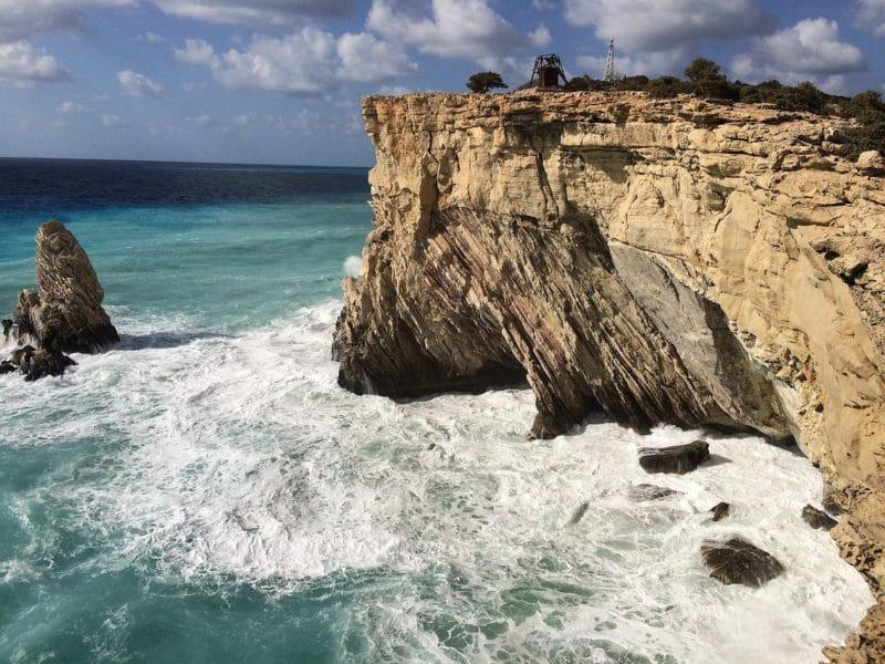 Cap Tripiti, Gavdos, Crète