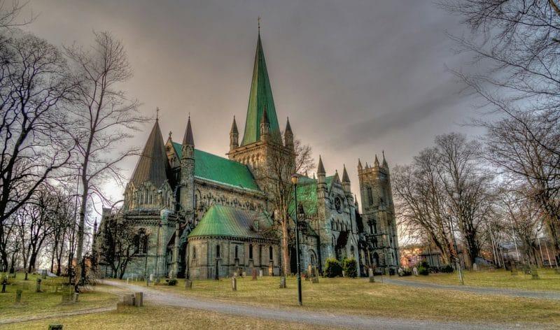 Cathédrale de Nidaros, Trondheim