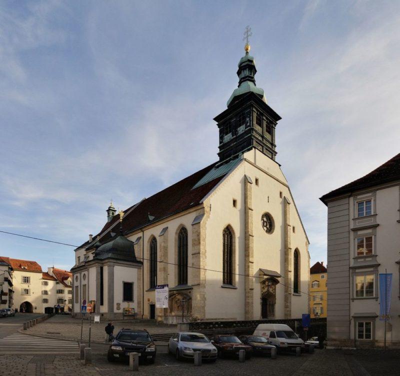 Cathédrale Saint Gilles, Graz
