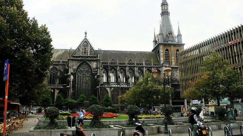 Cathédrale Saint-Paul, Liège