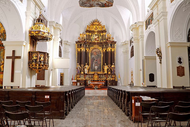 Cathédrale Sainte-Anne, Debrecen, Hongrie