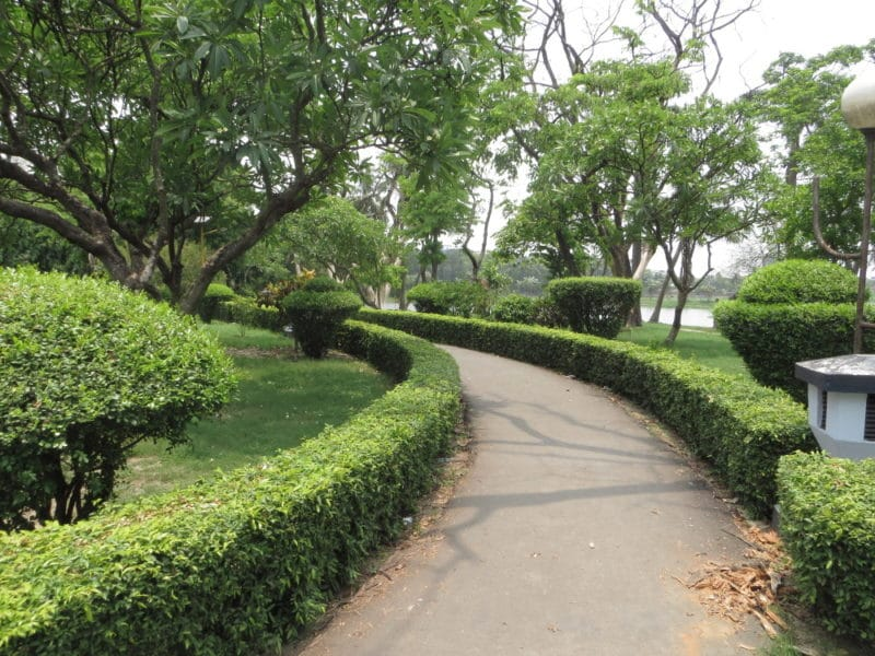 Bidhannagar, Central Park, Calcutta