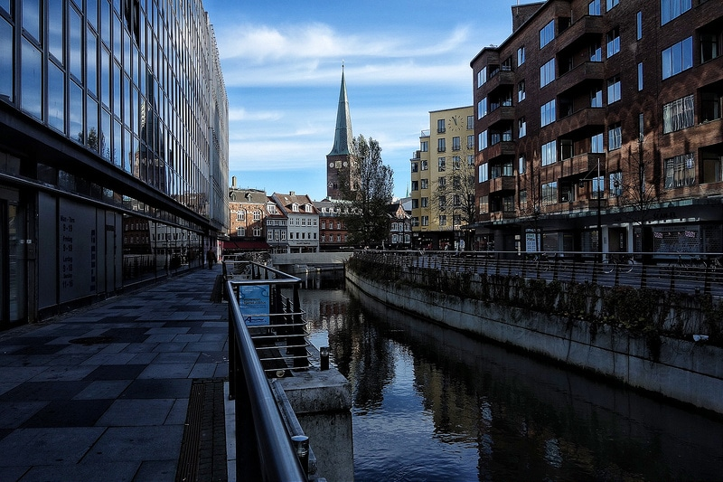 Centre-ville, Aarhus