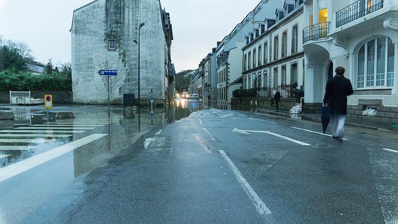 Brest, centre-ville